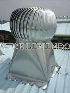 Turbin Ventilator